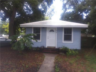 Winter Garden Single Family Home For Sale: 318 E Bay Street