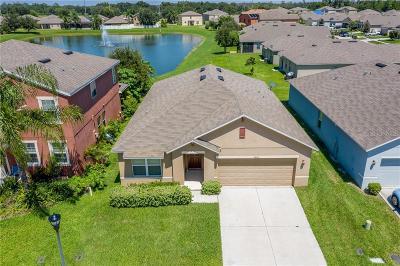 Winter Haven Single Family Home For Sale: 3608 Julius Estates Boulevard
