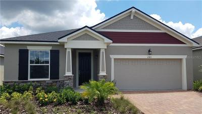 Deland  Single Family Home For Sale: 2383 Bentley Green Drive