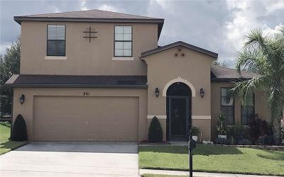 Minneola Single Family Home For Sale: 801 Woods Landing Drive