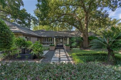 Maitland Single Family Home For Sale: 1016 Druid Road