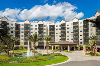 Winter Garden Condo For Sale: 14501 Grove Resort Avenue #1512