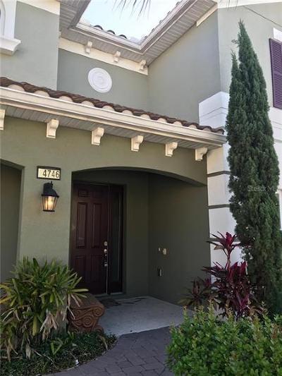Davenport Townhouse For Sale: 4746 Terrasonesta Drive