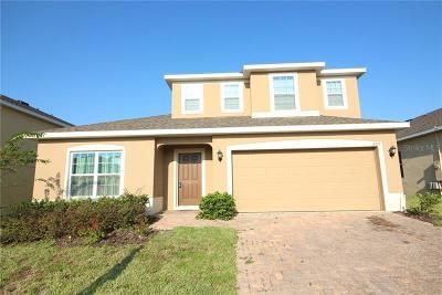 Minneola Single Family Home For Sale: 1709 Bonser Road
