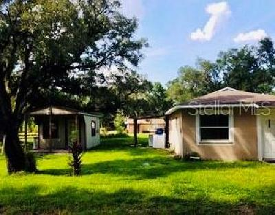 Plant City Single Family Home For Sale: 1006 Gray Street