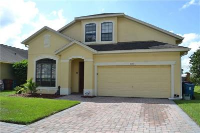 Davenport Single Family Home For Sale: 835 Bridgeford Crossing Boulevard