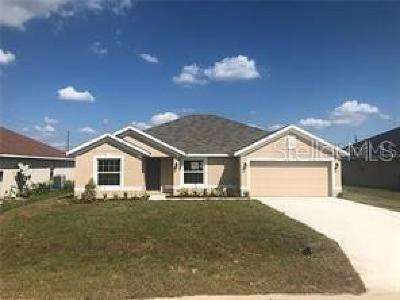 Clermont, Champions Gate, Championsgate, Davenport, Winter Garden, Windermere, Orlando, Kissimmee Single Family Home For Sale: 729 Palaiseau Court