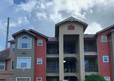 Kissimmee Condo For Sale: 2204 Key West Court #537