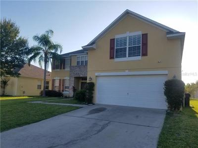Orlando Single Family Home For Sale: 9551 Bennington Chase Drive