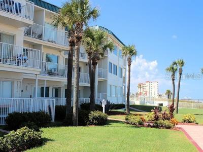 New Smyrna Beach, Daytona Beach, Cocoa Beach Condo For Sale: 935 S Atlantic Avenue #139