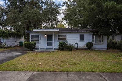 Winter Park Single Family Home For Sale: 1840 Anzle Avenue