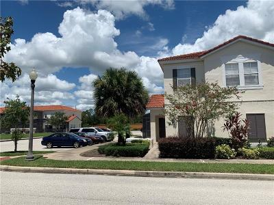 Kissimmee Townhouse For Sale: 4561 Corsa Lane