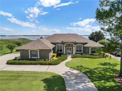 Winter Haven Single Family Home For Sale: 327 Hamilton Shores Drive NE