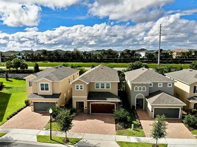 Kissimmee FL Single Family Home For Sale: $550,000