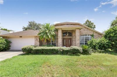 Oviedo Single Family Home For Sale: 2809 Trenton Ln