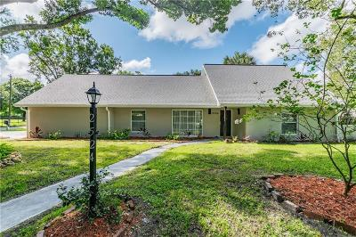 Tampa Single Family Home For Sale: 2524 Lake Ellen Drive