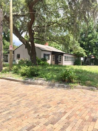 Orlando Single Family Home For Sale: 103 S Brown Avenue