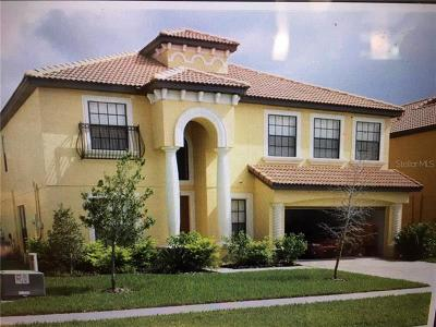 Kissimmee Single Family Home For Sale: 2993 Siesta View Drive