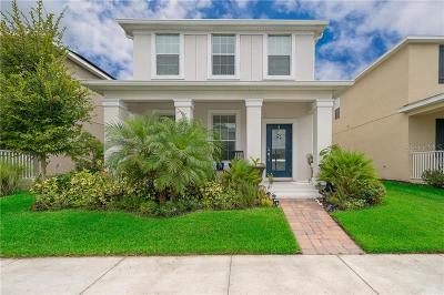 Orlando Single Family Home For Sale: 10164 Authors Way