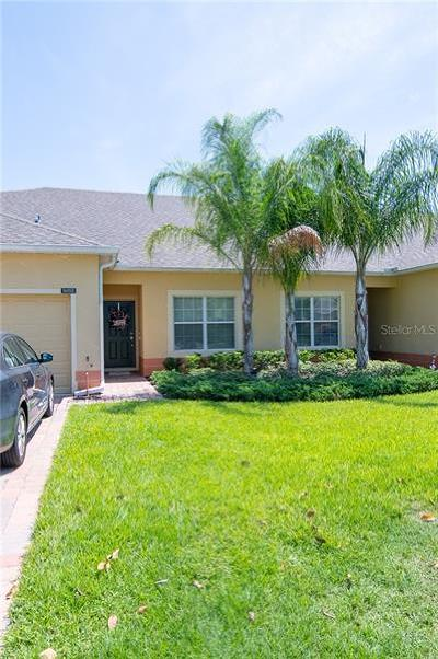 Clermont, Davenport, Haines City, Winter Haven, Kissimmee, Poinciana Villa For Sale: 3605 Solana Circle #B