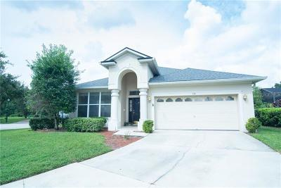 Winter Springs Single Family Home For Sale: 153 Peregrine Court