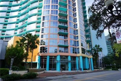 Orlando Condo For Sale: 322 E Central Boulevard #1406