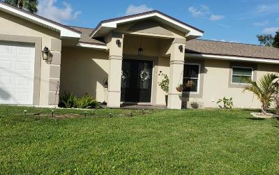 Pinellas County Single Family Home For Sale: 91 S Canal Drive