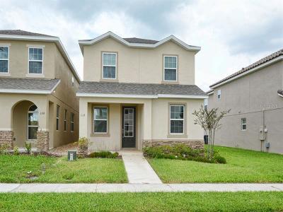Davenport Single Family Home For Sale: 112 Boydfield Lane