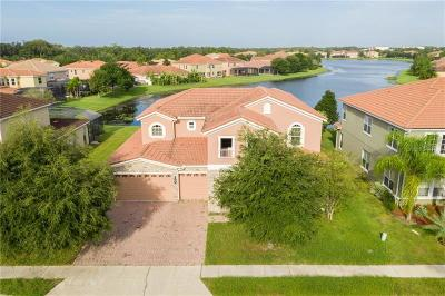 Kissimmee Single Family Home For Sale: 2804 Quiet Water Trail