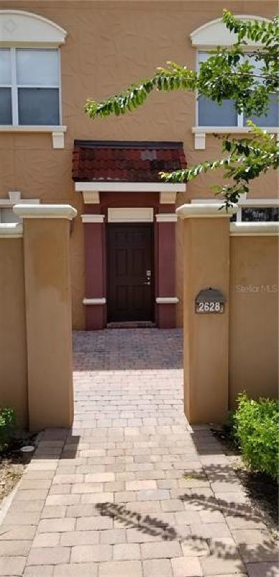 Davenport Townhouse For Sale: 2628 Bella Vista Drive