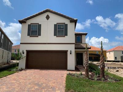 Clermont, Champions Gate, Championsgate, Davenport, Winter Garden, Windermere, Orlando, Kissimmee Single Family Home For Sale: 5505 Misty Oak Circle