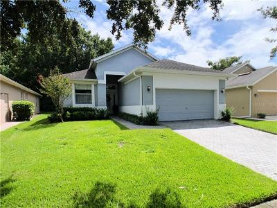 Winter Springs Single Family Home For Sale: 118 Redtail Place