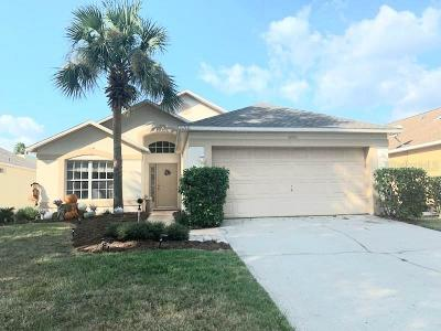 Davenport Single Family Home For Sale: 550 Buckingham Circle