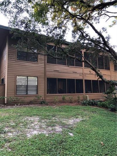 Pinellas County Condo For Sale: 1801 Lennox Road E