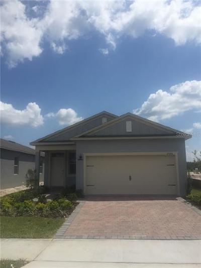 Clermont, Champions Gate, Championsgate, Davenport, Winter Garden, Windermere, Orlando, Kissimmee Single Family Home For Sale: 17345 Blazing Star Circle