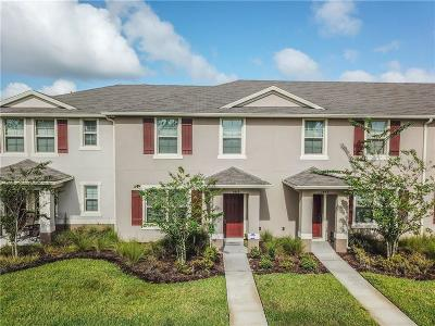 Kissimmee Townhouse For Sale: 1459 Rylee Rock Way