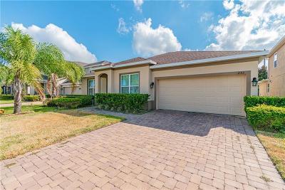 Winter Garden Single Family Home For Sale: 1153 Vinsetta Circle