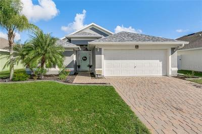 Brevard County Single Family Home For Sale: 2331 Bridgeport Circle