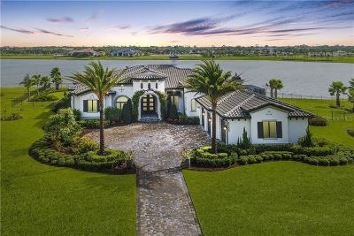 Brevard County Single Family Home For Sale: 4583 Milost Drive