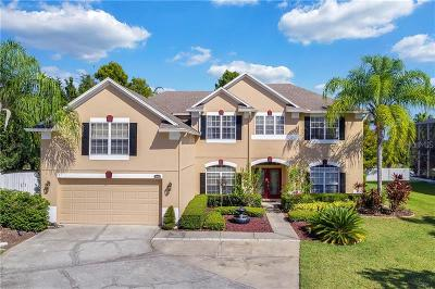 Winter Garden Single Family Home For Sale: 2616 Grove View Drive