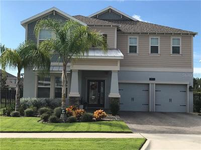 Clermont Single Family Home For Sale: 3431 Shallow Cove Lane