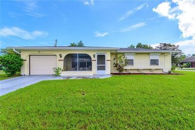 Palm Bay Single Family Home For Sale