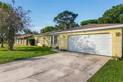 Palm Bay Single Family Home For Sale: 1657 Norwood Street NE