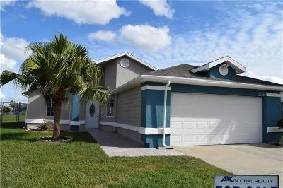Orlando Single Family Home For Sale: 1031 Apopka Woods Lane