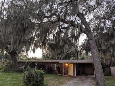 Brevard County Single Family Home For Sale: 502 Vaughn Street