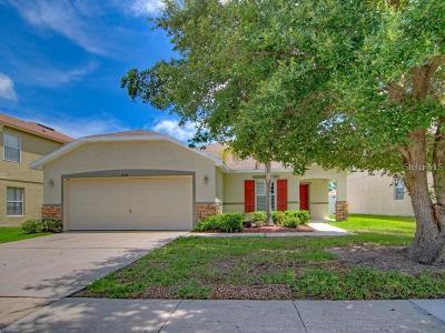 Orlando Single Family Home For Sale: 1251 Alapaha Lane