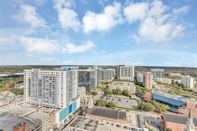 Clermont, Kissimmee, Orlando, Windermere, Winter Garden, Davenport Condo For Sale: 155 S Court Avenue #2205