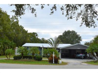 Okeechobee County Single Family Home For Sale: 1009 NW 3rd Street