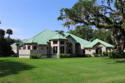 Okeechobee County Single Family Home For Sale: 2046 SW 21st Street