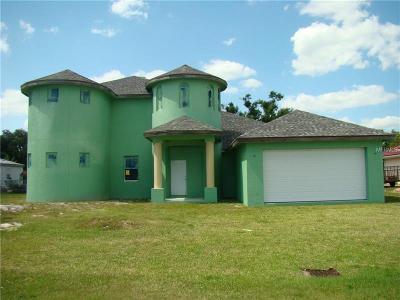 Okeechobee County Single Family Home For Sale: 2009 SE 24th Boulevard